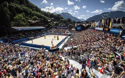 Buy your tickets for the 2018 Gstaad Major!