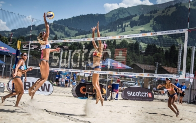 New world champions ready to rock Gstaad Major