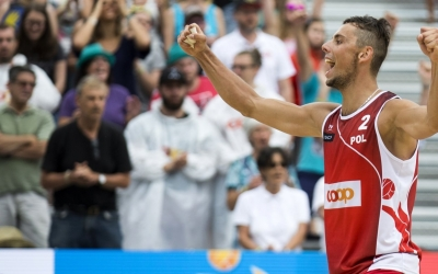 Polish pair plotting Gstaad glory