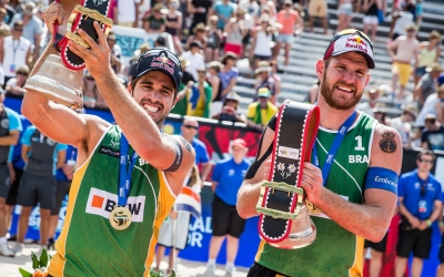 Gstaad win caps perfect week for new world champs