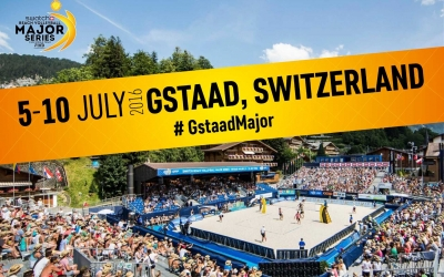 Gstaad Major, Switzerland: 05 – 10 July 2016