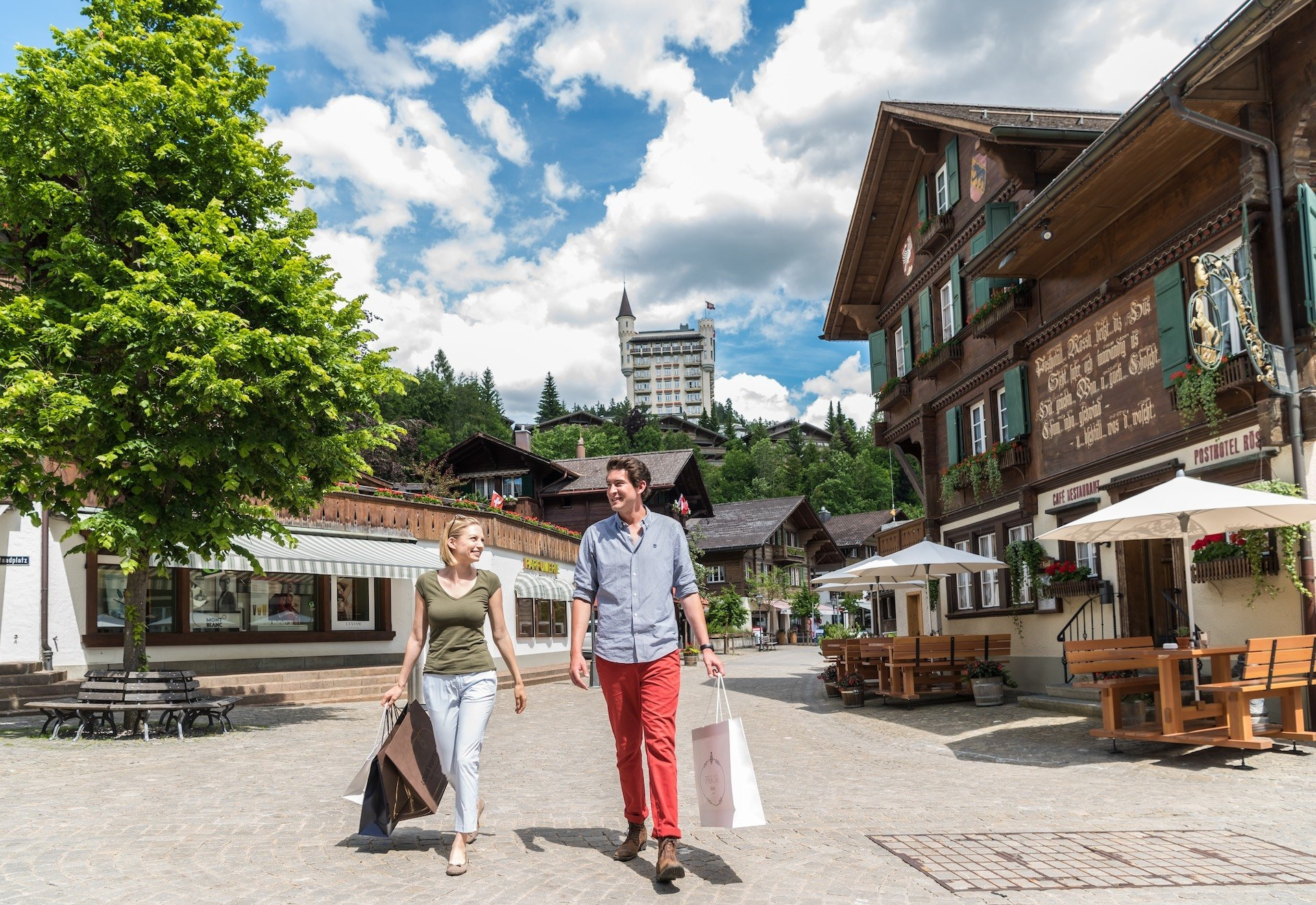 Take my money Gstaad, just take my money! Photocredit: Gstaad Tourism