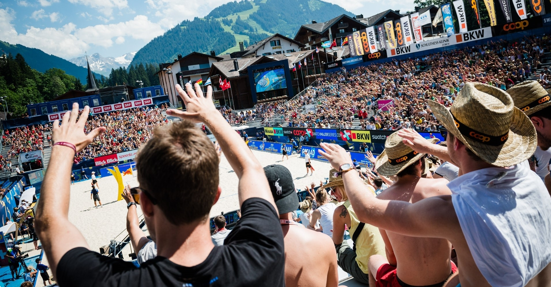 What a week it was in the Alps – see you next year Gstaad! Photocredit: Armin Walcher.