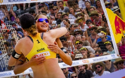 Germany grab Gstaad Major glory