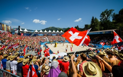 Five male teams to follow in the Swiss Alps