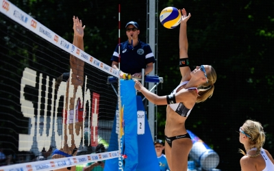 Europeans dominate #GstaadMajor's qualifier