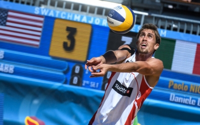 Gibb/Crabb's great start to Gstaad
